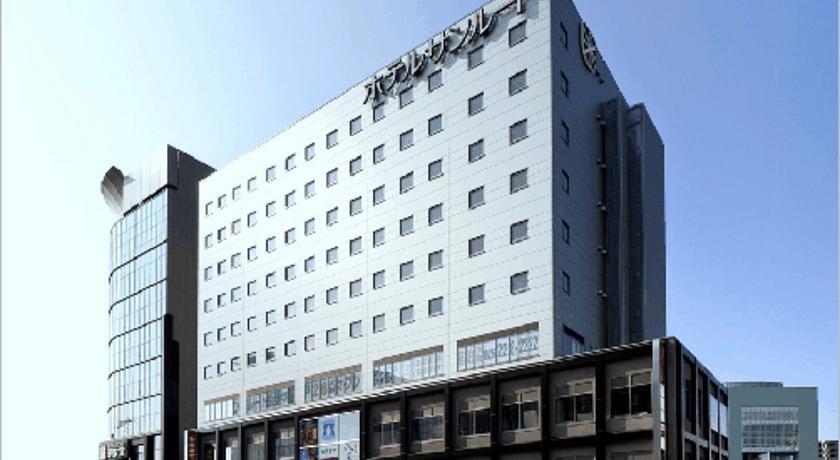 Hotel Sunroute Nagano
