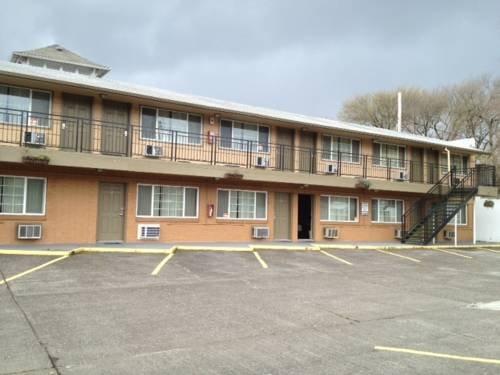 The Palms Motel Overlook
