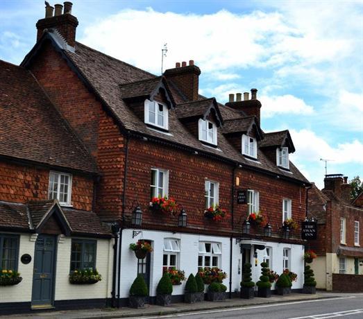 The Swan Inn Chiddingfold