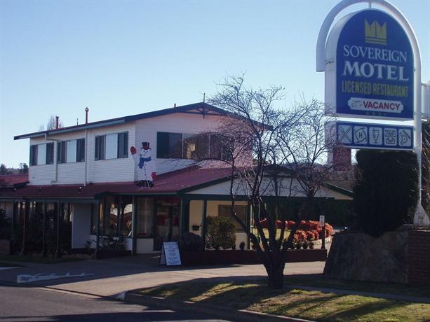 Sovereign Inn Cooma Motel