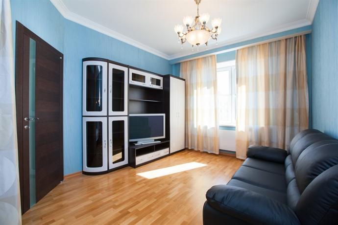 Apartament Sadovoe Koltso Spasskaya