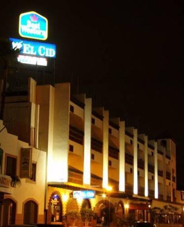 Best Western El Cid Hotel Ensenada