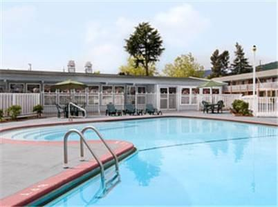 Ukiah-Days Inn Gateway To Redwoods Wine Country