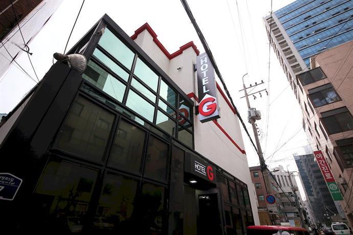 G Mini Hotel Dongdaemun