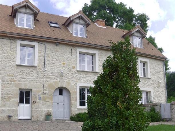 La Villa Du Moulin de Champie - Versailles