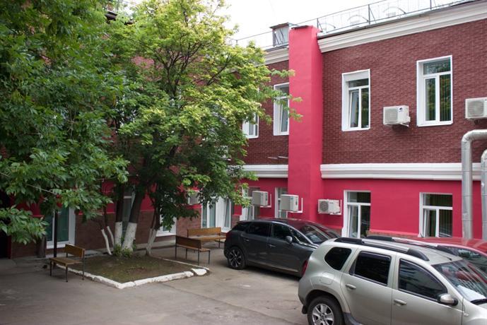 DOORS Hostel Moscow