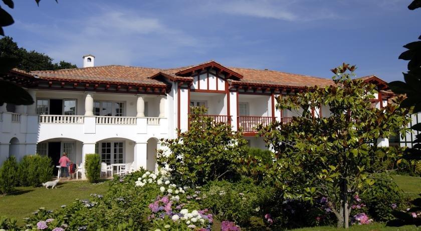 Residence pierre vacances bordaberry urrugne vergelijk for Hotels urrugne