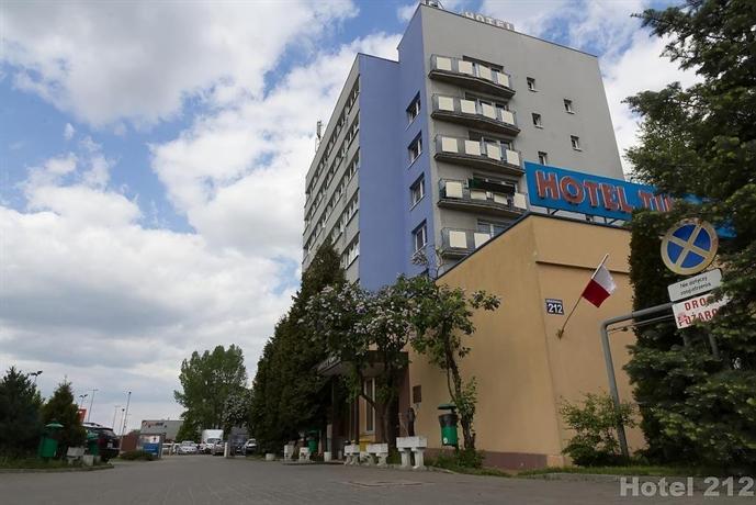 Hotel 212 Warsaw