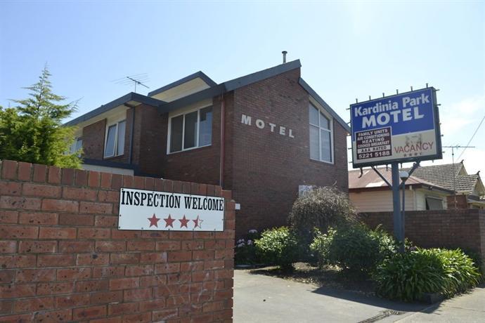 Kardinia Park Motel