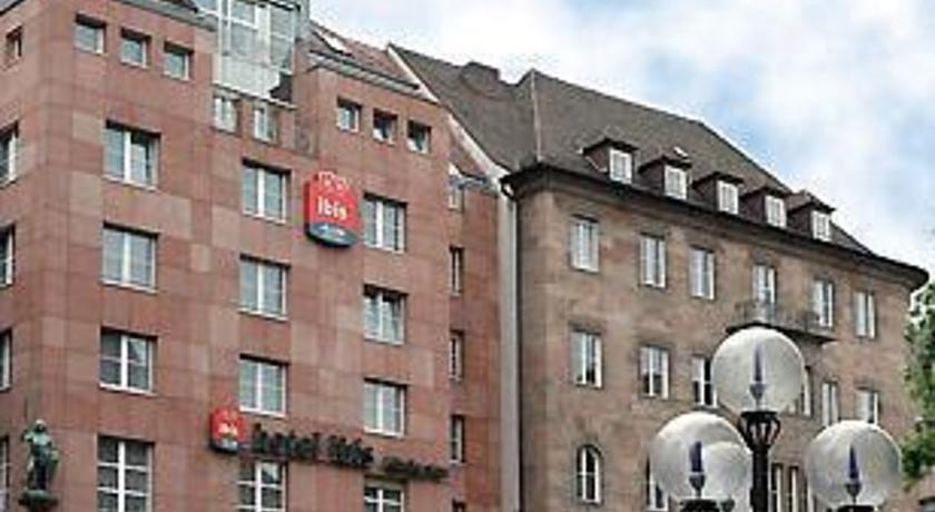 Ibis hotel nurnberg altstadt nuremberg compare deals for Nurnberg hotel