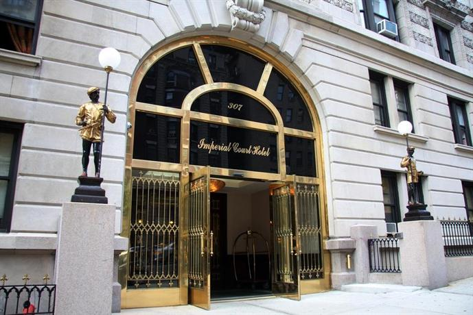 Imperial Court Hotel New York City