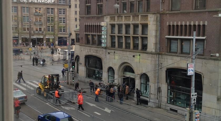 Dam square experience apartment amsterdam confronta le for Hotel vicino piazza dam amsterdam