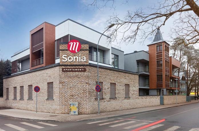 Sonia Apartments Jurmala