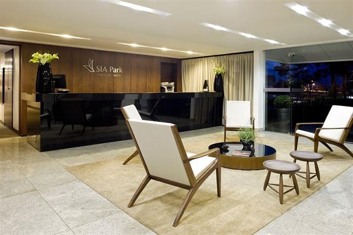 Sia park executive hotel brasilia compare deals