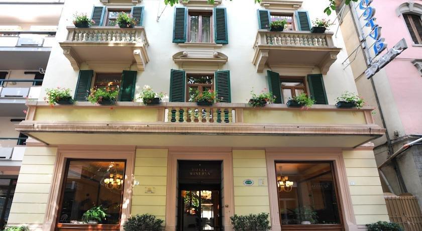 מלון מינרווה פאלאס צילום של הוטלס קומביינד - למטייל (1)