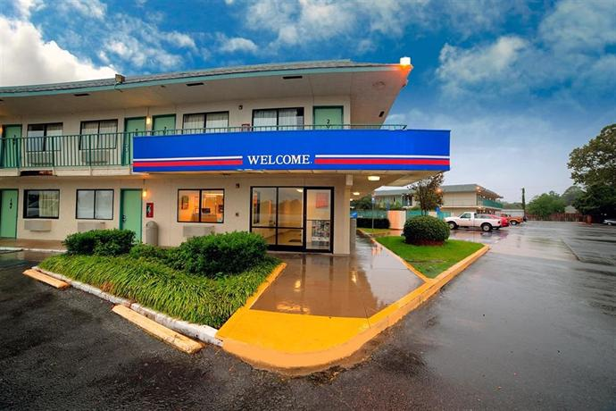 Motel 6 Alexandria Louisiana