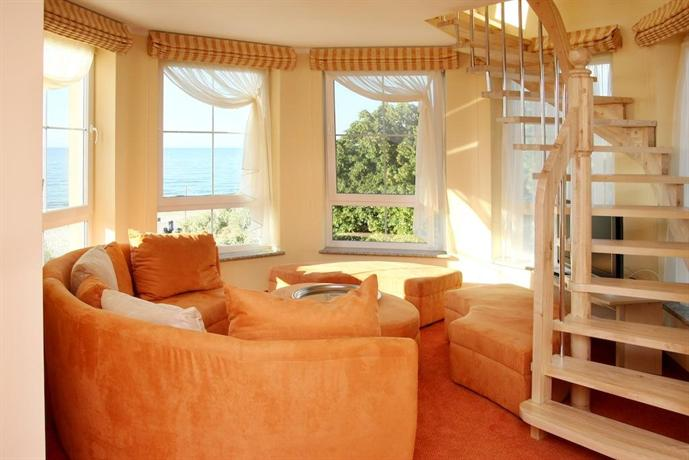 Hotel Villa Del Mar In Niechorze