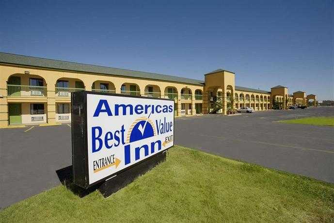 Americas Best Value Inn-AT&T Center