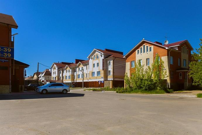 Guest House Isaevsky