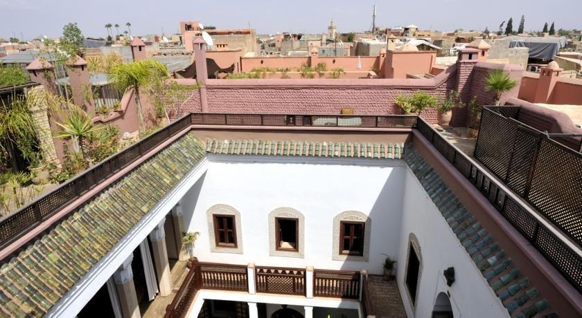 Equity Point Hostel Marrakech