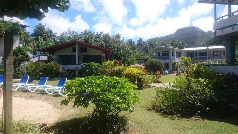 Aroa Beachside Inn Rarotonga