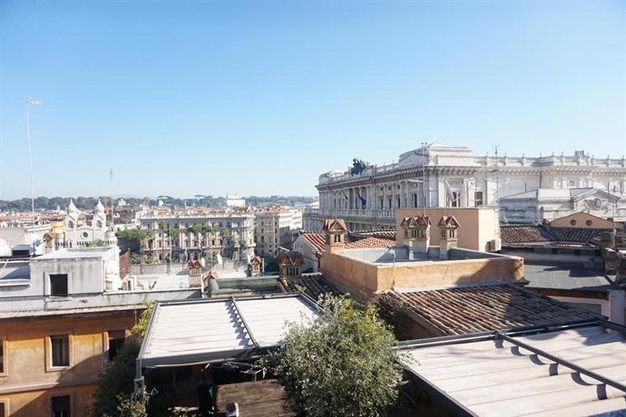 Roma dei papi hotel de charme rome compare deals - Hotel de charme rome ...