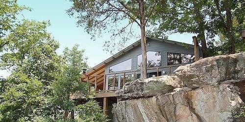 Beaver Lakefront Cabins Eureka Springs Compare Deals