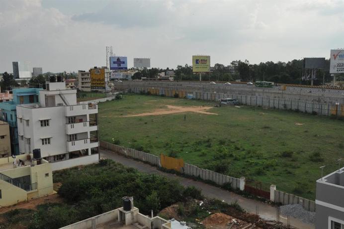 Car Parking Near Bangalore Airport
