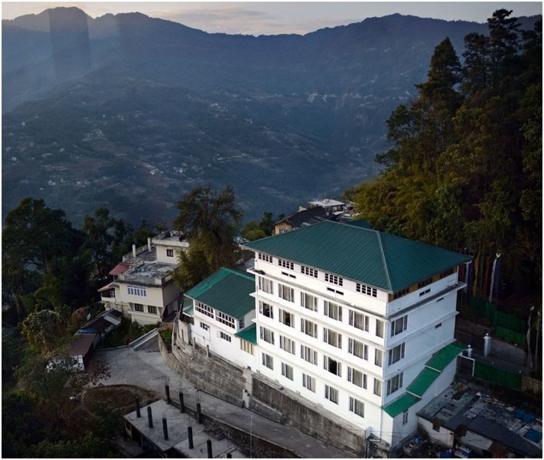 Best Hotel In Gangtok: Summit NamNang Courtyard & Spa Gangtok,Gangtok:Photos