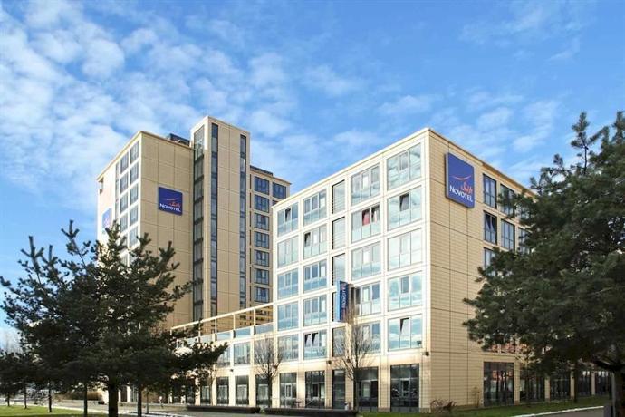 Novotel Suites Munchen Parkstadt Schwabing