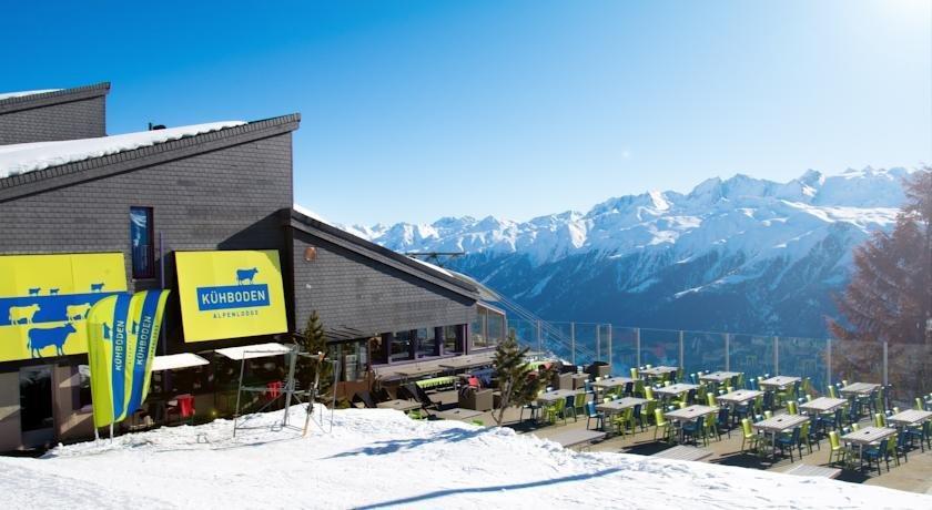 Alpenlodge Kuhboden