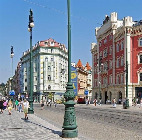 Hotel city centre prague compare deals for Central prague