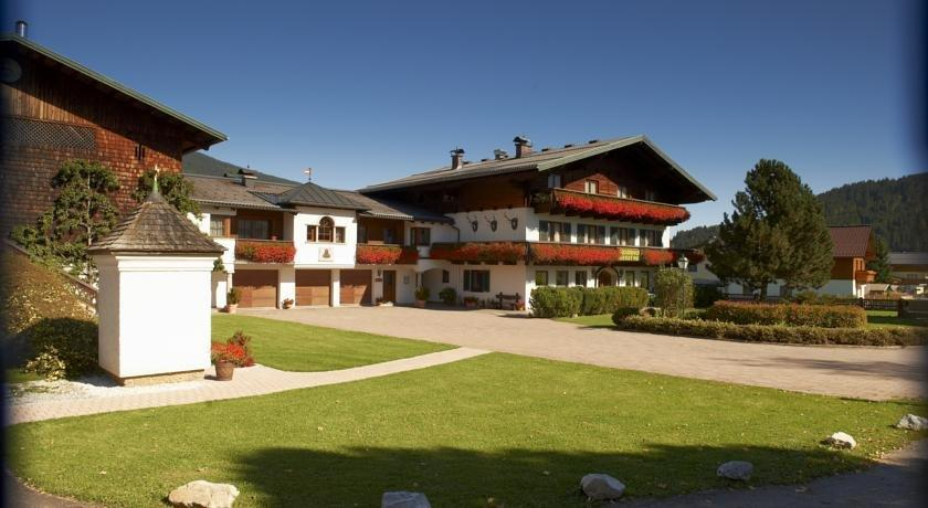 Hotel Garni Ransburgerhof Flachau