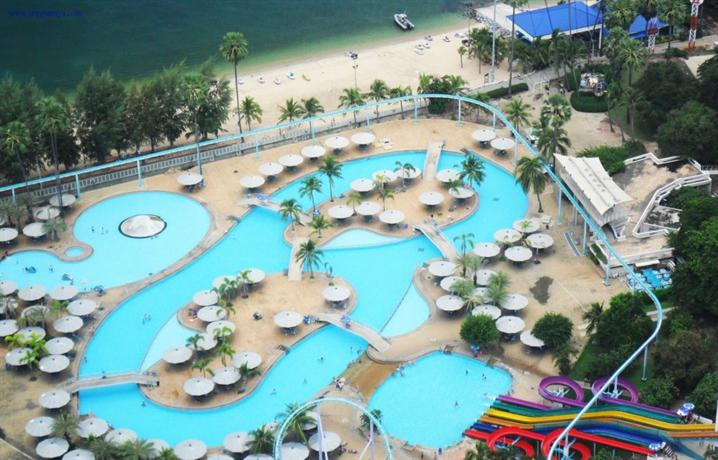 Pattaya Park Beach Resort - Compare Deals