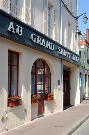 Hotel au Grand Saint Jean