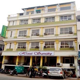 Hotel Suncity Allahabad