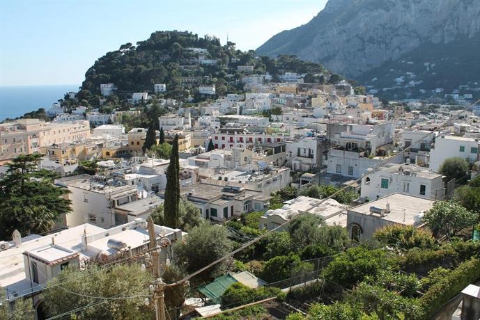 Hotel Esperia Capri