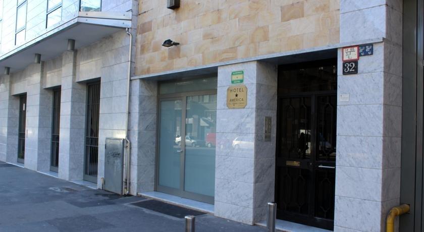 Hotel America Milan