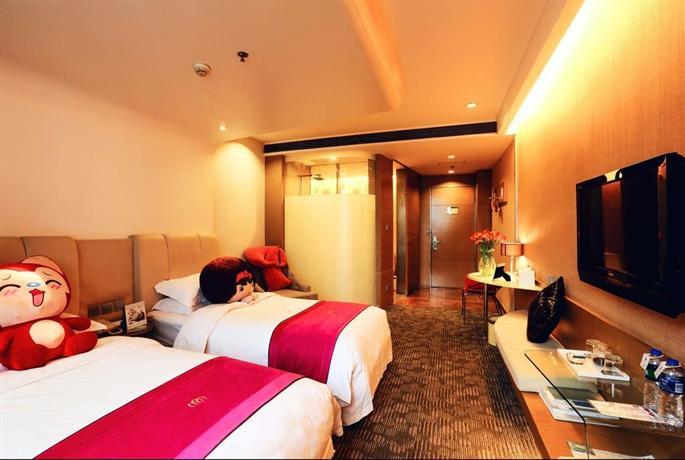Walker boutique hotel xi 39 an compare deals for Boutique hotel xian
