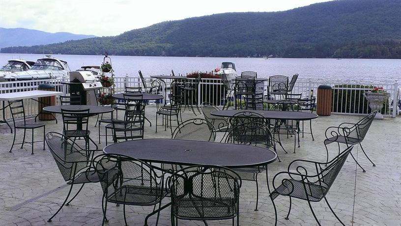 Marine Village Resort, Lake George - Compare Deals George Marine