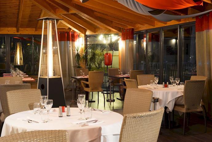 Hotel Restaurant La Chapouliere Ruoms