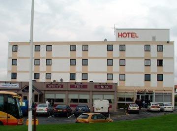 Howard Park Hotel Kilmarnock Scotland