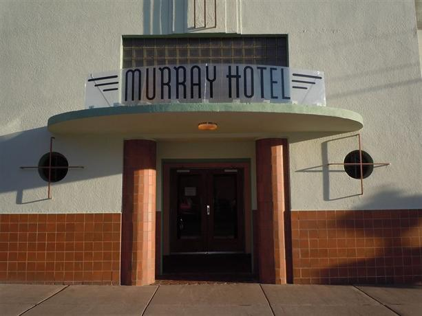 Murray Hotel Silver City