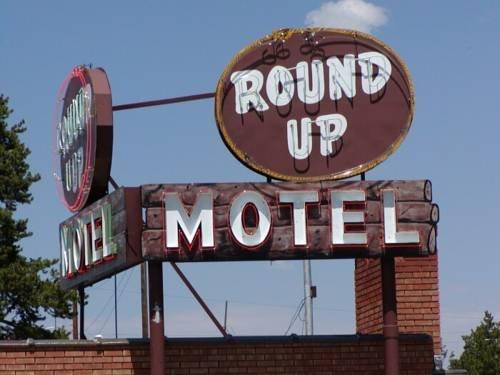 Dude And Roundup Motel West Yellowstone