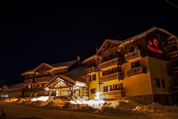 Chalet hotel le menuire saint martin de belleville for Comparer les hotels