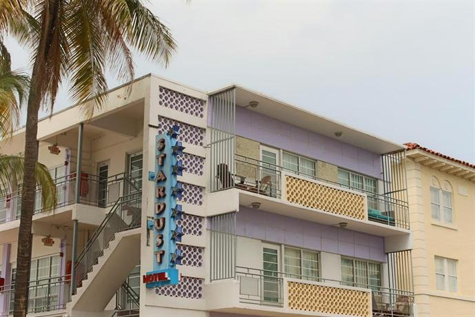 About Stardust Apartments Miami Beach