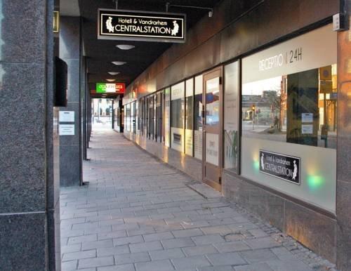 Hotel & Vandrarhem Centralstation
