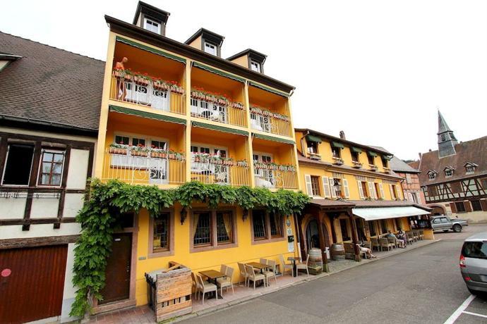 Hotel Restaurant l'Arbre Vert