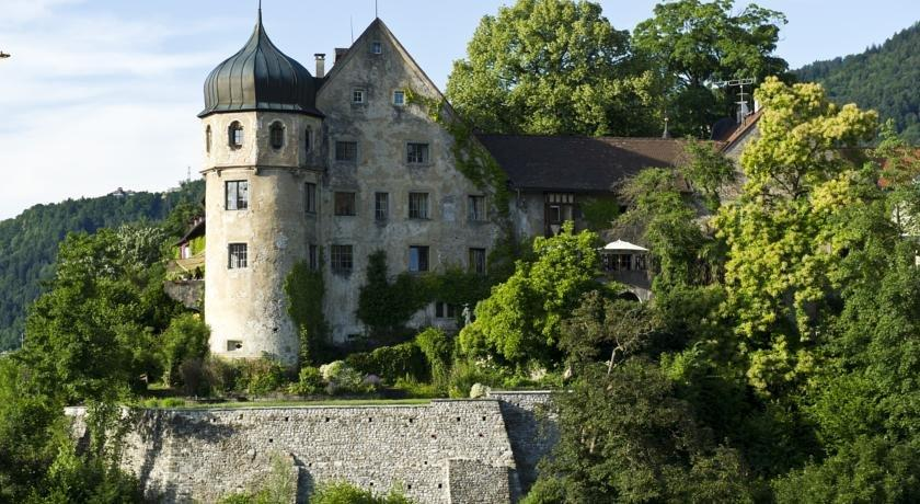 Austria Travel Guide: Deuring Schlossle Hotel, Bregenz