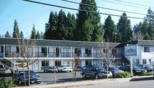 Stagecoach Motel Grass Valley